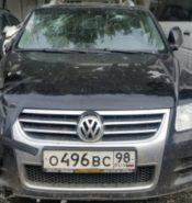 Выкуп Volkswagen Touareg битый